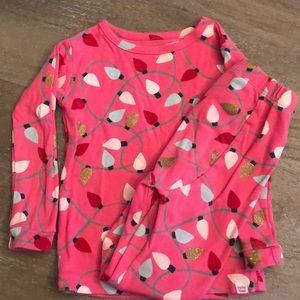Baby Gap Christmas pajamas